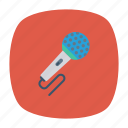 audio, mike, speaker, voice icon