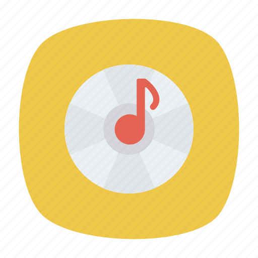Cd, disc, dvd, music icon - Download on Iconfinder