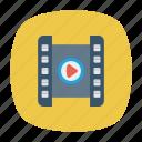 movie, player, playlist, video