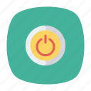 off, power, shutdown icon