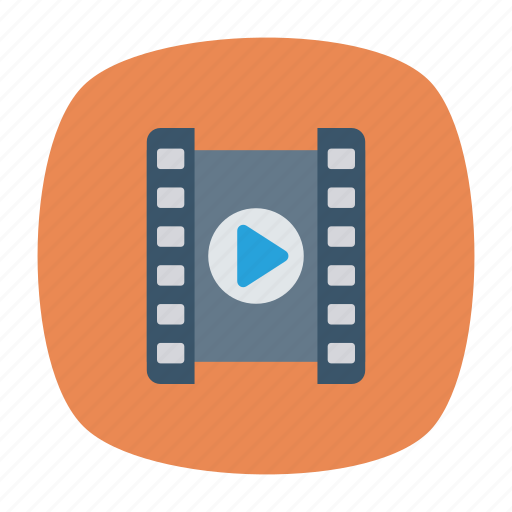 list, music, player, video icon