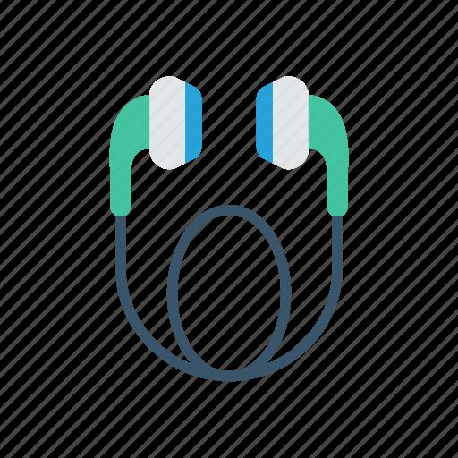 accessories, audio, earphone, headset icon