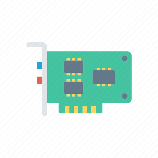 chip, drive, hard, hardware icon