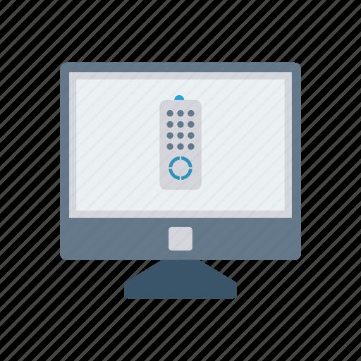 display, lcd, monitor, screen icon