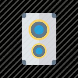 loud, music, song, speaker icon