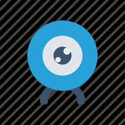 camera, photo, video, webcam icon