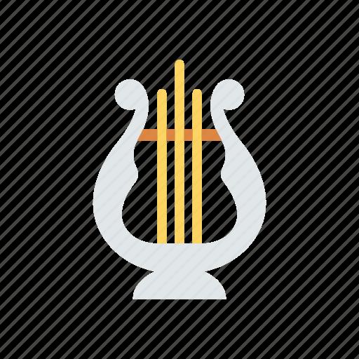 instrument, media, music, wind icon