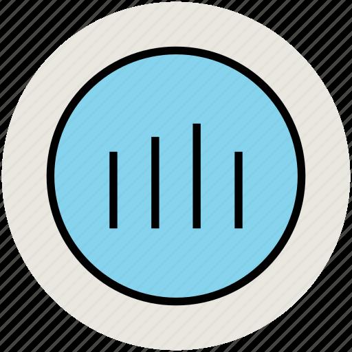 adjustment, configuration, control, equalizer, mixer, settings icon