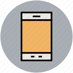 cell phone, cellular phone, iphone, mobile phone, smartphone icon