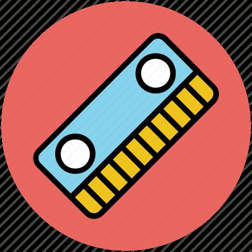 media, multimedia, vhs cassette, video cassette, video tape icon