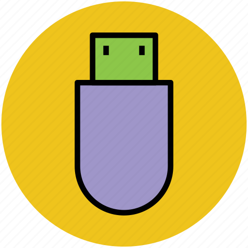 datatraveler, drive, flash, universal serial bus, usb icon