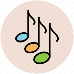 classical music, eighth note, music sign, musical icon