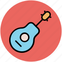 bass, guitar, music instrument, ukulele, upright bass icon