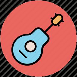 bass, guitar, music instrument, ukulele, upright bass icon
