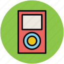 ipod, mp3 player, mp4 player, music player, nano, walkman icon