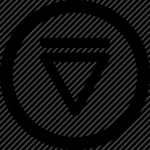 audio, down, media, music, sound icon