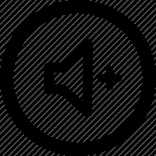 audio, media, music, sound, up icon