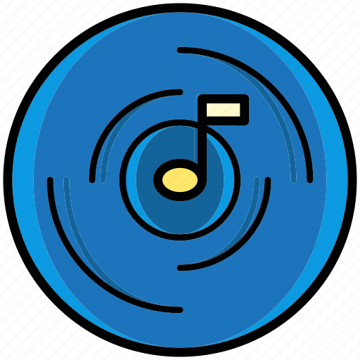 device, disket, dj, instrument, multimedia, music, relax icon