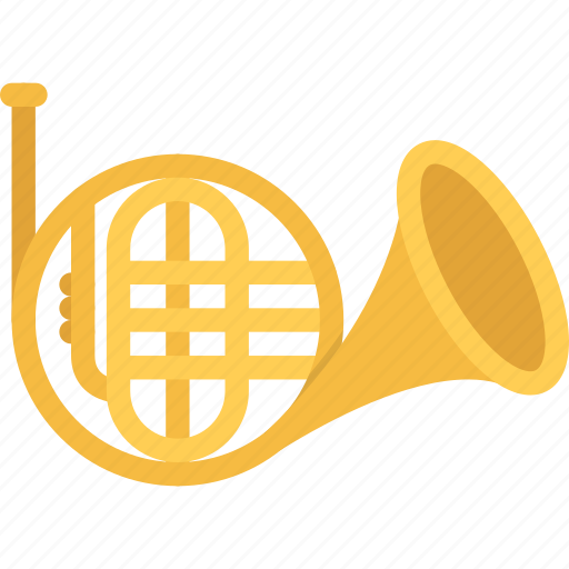 band, concert, french, horn, instrument, music, style icon