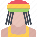 band, concert, instrument, music, rastafarian, style icon