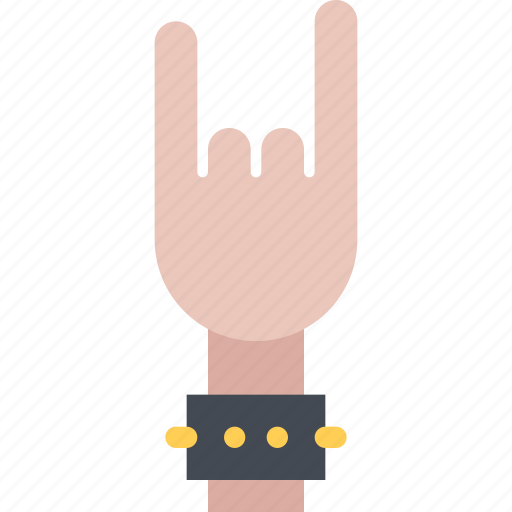 band, concert, gesture, instrument, music, rock, style icon