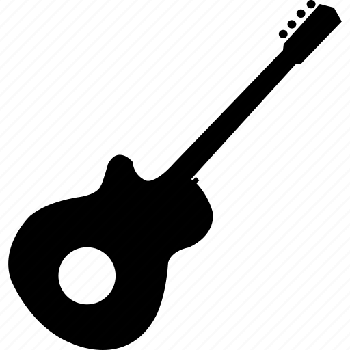 guitar, instrument, music, string icon