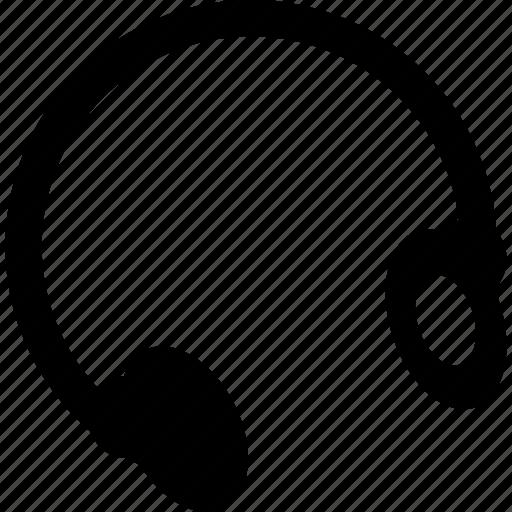 earphone, earphones, headphone, headphones, headset, listen, music icon