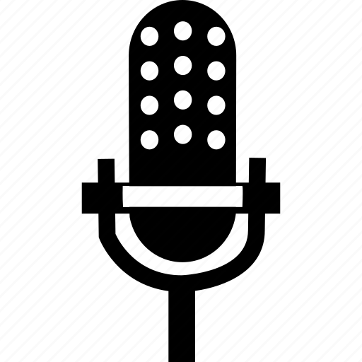 audio, mic, microphone, music, recording, sound, voice icon