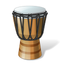 drum, gobletdrum, instrument, music, slam icon