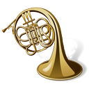 horn, instrument, music, trumpet, tuba icon