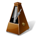 instrument, metronome, music, tempo icon
