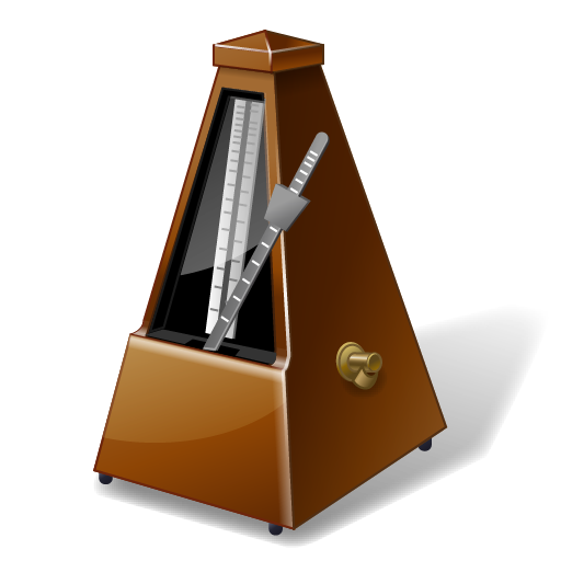 instrument, metronome, music, tempo icon