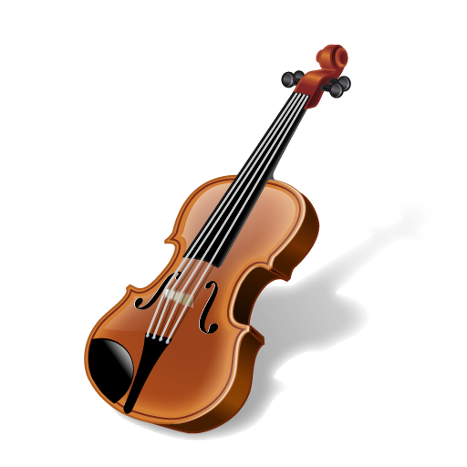 fiddle, instrument, music, violin icon