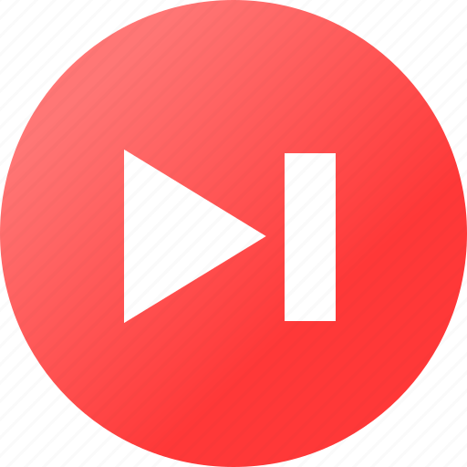 Arrow, media player, music, navigation icon - Download on Iconfinder
