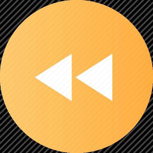 arrow, media player, music, navigation icon