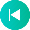 media, media player, music, navigation icon
