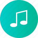 audio, music, navigation, sound icon