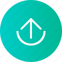 music, navigation, upload