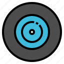 audio, cd, music, song, sound icon