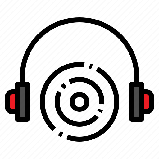 earphone, headphone, listen, music, speakerphone icon