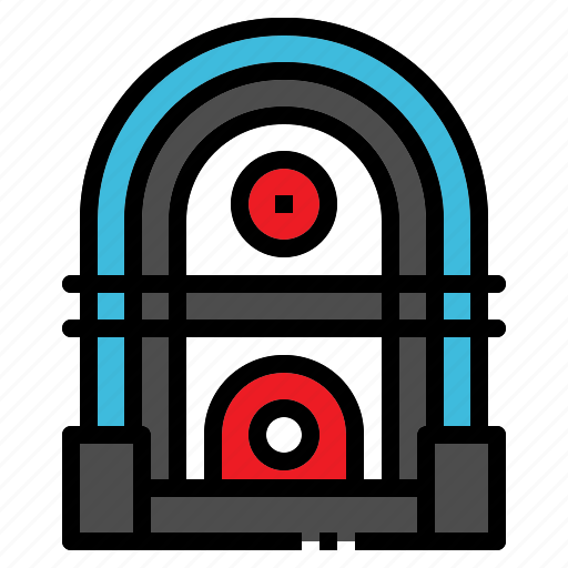jukebox, karaoke, music, song, sound icon