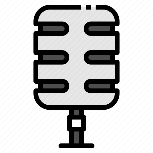 instrument, microphone, music, song, sound icon