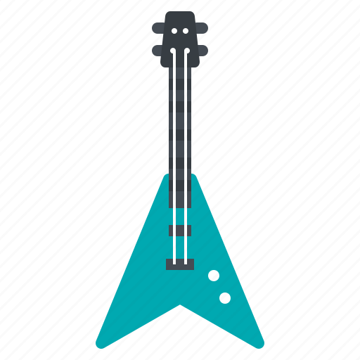 Electric, guitar, instrument, music, rock icon - Download on Iconfinder