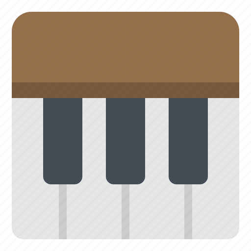 Instrument, keyboard, music, piano, song icon - Download on Iconfinder