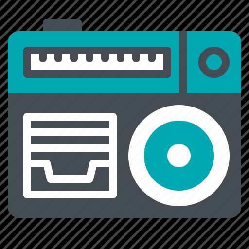 audio, music, radio, rhythm, song icon