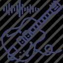 blues, guitar, jazz, music