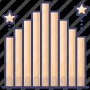 church, instrument, organ, pipe icon