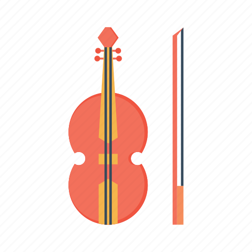 guitar, instrument, music, sing, song, violin, voice icon