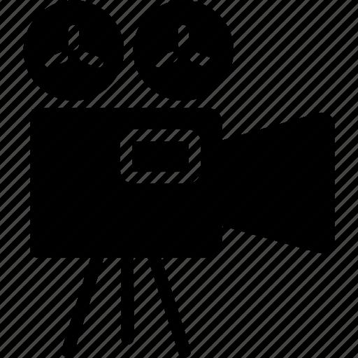 camcorder, camera, film, movie, recording, video icon