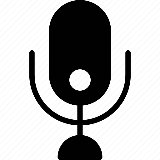 Microphone, audio, mic, music, record icon - Download on Iconfinder